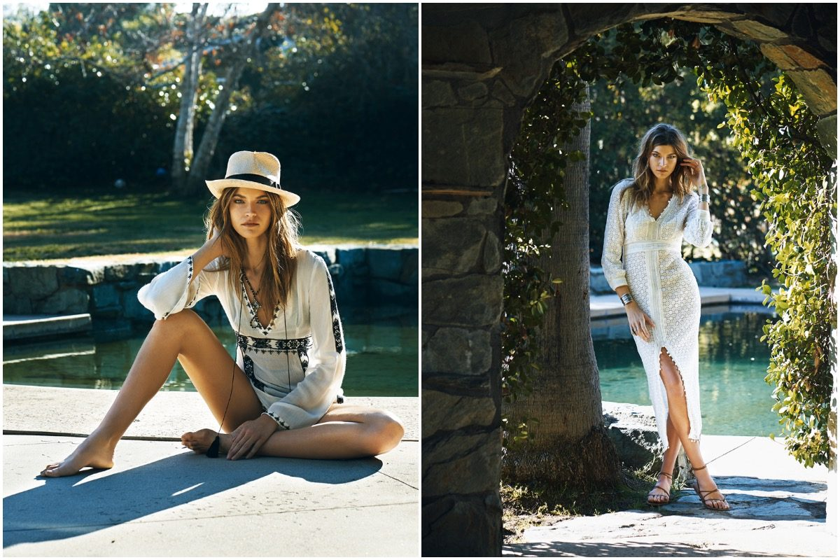 Talitha SS15 collection