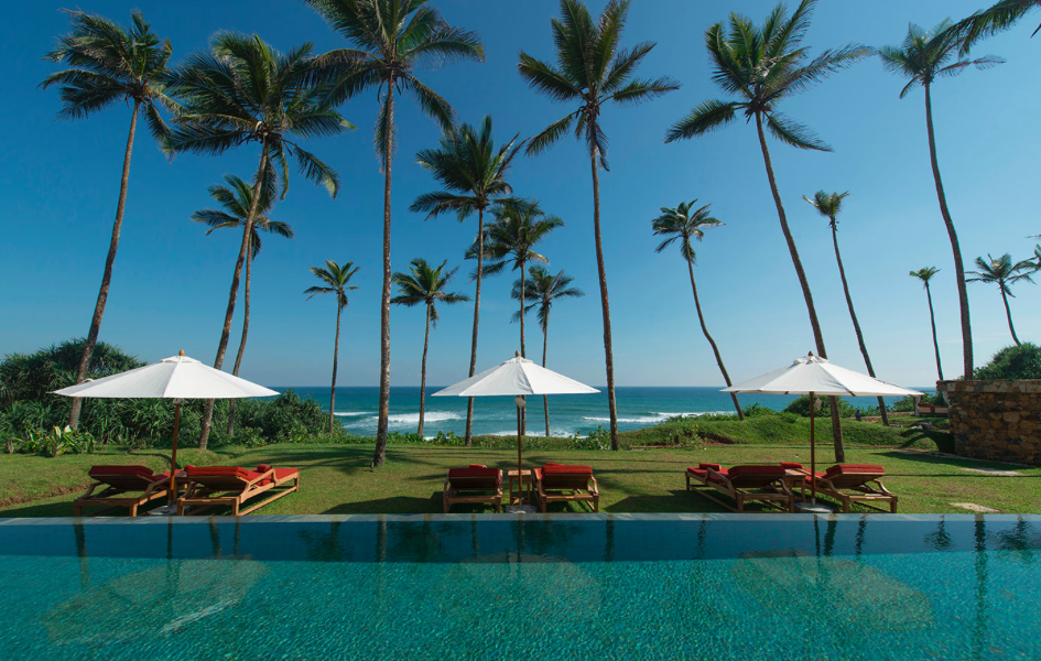 Cape Weligama: a luxury bohemian hideaway in Sri Lanka